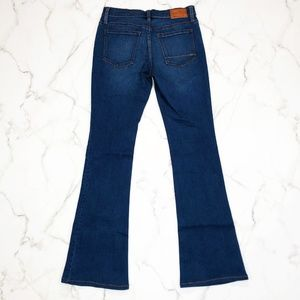 Henry & Belle Jeans - Henry & Bell Micro Flare Dark Wash Jeans